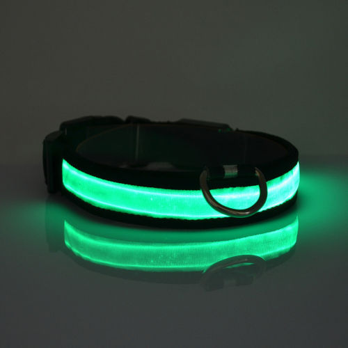 Pet Safety Collar GREEN
