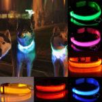 LED Dog Safety Collar