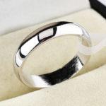 4mm Polished Wedding Ring