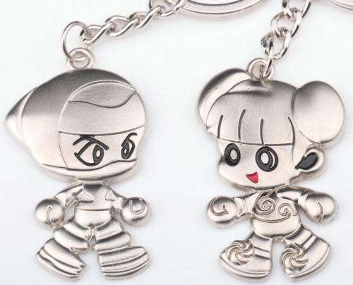 Boy n Girl Lovers Keychains