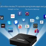 T95E Smart TV Kodi Box