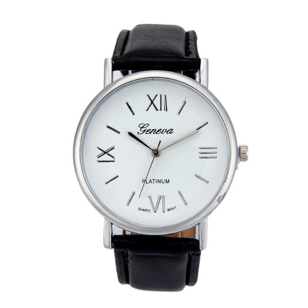 Roman Numeral Wrist Watch
