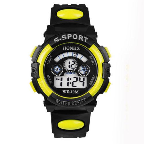 Waterproof Digital Sports Watch