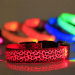 LED Lepord Collar